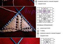 knitting model pattern