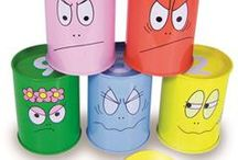 The Barbapapas