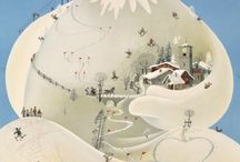 Skiing Areas
