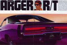 Dodge cars. / Carros e caminhões da montadora norte americana Dodge. / by julio cesar zani