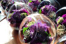 Purpure wedding