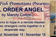 Mail Order Angel / A novel. Fun characters, humor, drama, and heartwarming moments…