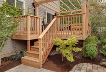 A deck would be nice / by Donna Chocianowski