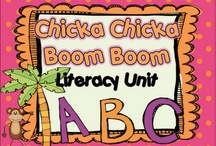 Alphabet/Chicka Boom / by Kelley Sutherland Griffin