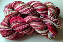 Yarn I Own / by Melissa Speegle