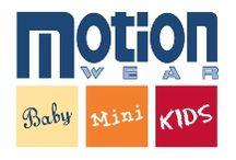 Motion Wear / Motion Wear is opgericht in 1996 door een enthousiaste zakenman en een Nederlandse 'brand creator'