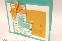 Stampin Up - Something for Baby / by Becca Matlock
