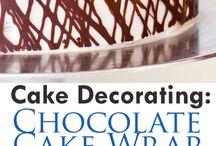 ★ Chocolate decorating ★