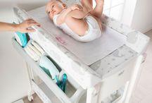 C'est l'heure du bain ! / Un moment privilégié avec bébé.