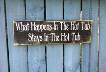 Hot Tubbing