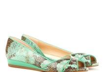 Les plus beaux souliers du monde.