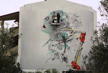 World of Urban Art : MANU INVISIBLE  [Italy]