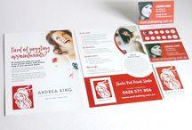 Branding / Logo and branding examples