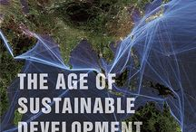 Books on Sustainability / Selected books and readings related to sustainable development.