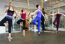 ...fitness for a couture life: barre...