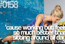 Motivation to Get Fit / All it takes is a few encouraging words to get you going in the right direction!