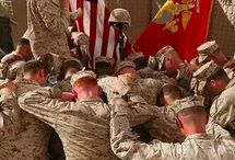 God, Honor, Bravery, & Patriotism