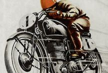 Drawuing Motorcicle