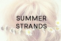 Summer Strands / These 'dos have us living for the sun-kissed summer months.