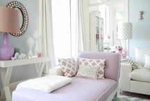 // POWDERY PASTELS // / Lighten up interiors with pastel hues to give you that spring/summer feeling!
