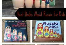 Russian picture books