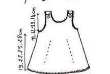 Medidas para vestido