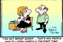 The Lockhorn's - my favorite comic / by Velvet Wedde