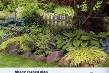 Lawns, Gardens & Landscapes / DIY landscape, lawn and garden ideas.