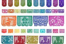 デザインソース『メキシコ』
