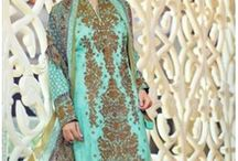 Karam Embroidered Lawn Suits Collection