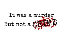 Chicago (musical) / It was a murder, but not a crime!