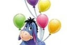 EEYORE / by Sue Dewland