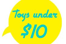 Toys Under $10 / Check out our great range of fun that's under $10