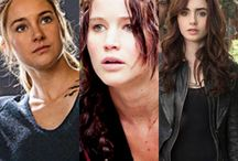 Tris / clarie / katniss / Brave / dauntless / divergent / family first