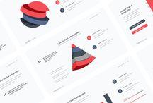 inspiration / data and presentations