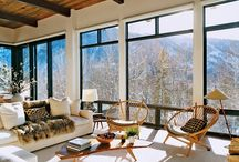 Ski Chalet / by Jacquelin Courtine