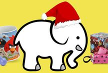 White Elephant Gifts / The whimsical, the quirky, and everything fun in between.