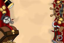 Pirate Birthday Party / Pirate Birthday Party for Boy