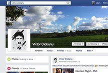 cunoaste studentii - Victor Ciobanu / Victor lucreaza in cadrul Cancelariei Primului Ministru, in Departamentul pentru Servicii Online si Design. Nu este foarte activ pe plan personal in Social Media, dar el face toate rotitele platformelor de Social Media oficiale ale institutiei in care activeaza sa se invarta.