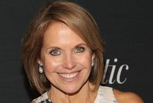 Yahoo! News anchor Katie Couric on Pinterest / Katie Couric is one of the successful TV journalist, who is currently a global anchor for Yahoo! News. She served long for top news channels like ABC News, CNN, NBC and CBS.