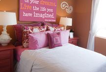 Kids bedroom / by Jane Bouknight