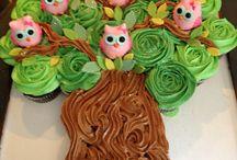Cupcakes cake:)