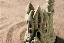 Not So Sand Castles