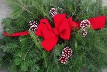 Cemetery Arrangements / Saline Flowerland's wreaths, grave blankets and  cemetery flowers