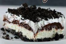 Heavenly desserts / Desserts