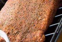 Smoked Food.... Brisket, Ribs, Pork Butt... etc...
