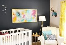 Nursery Ideas / Baby Ward's Room / by Olivia Ward