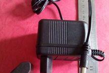 Adaptor 9Volt DC 1000mA /1A  Stabil