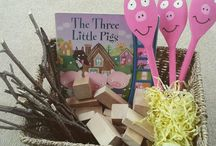 Story: Three Little Pigs