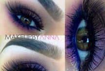 makeup<3 / by Carly Catherine